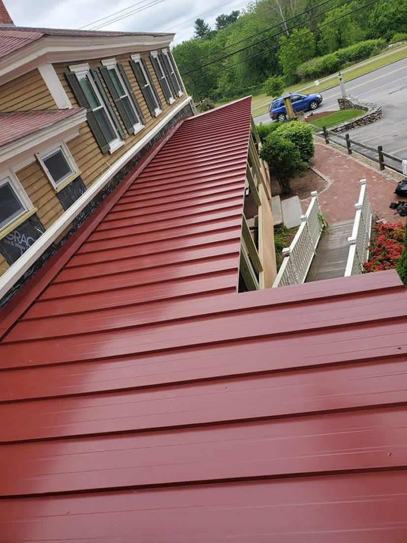 Metal Roofing Southern NH