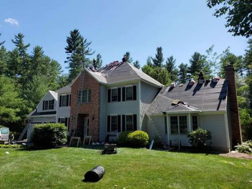 Roof Replacement Milford NH