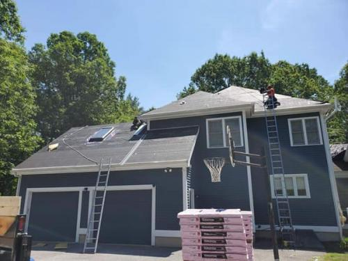 Roofer Nashua NH