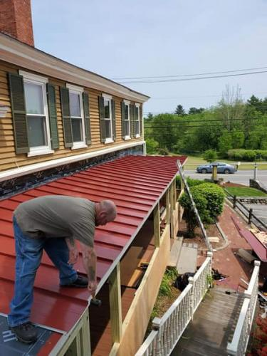 Metal Roof NH