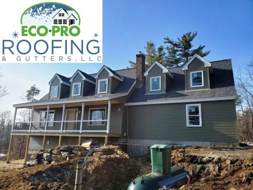 Milford NH Roofing and Siding